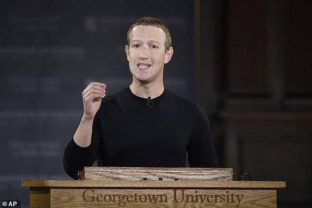 原创 脸书推特股价大跌竟是因为她?从演员到政治家,梅根转型初战成功
