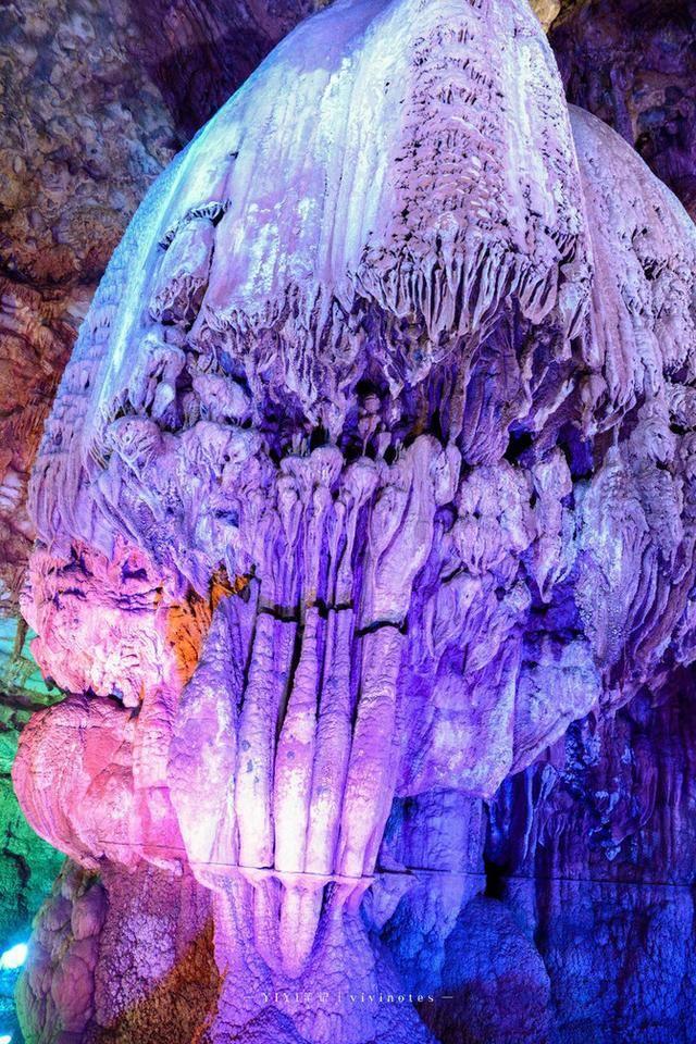 原创             四川最著名的景点,堪称中国溶洞精品,还是乘凉避暑的好去处