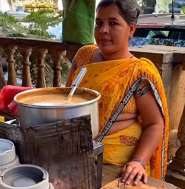 看了印度的街头美食,想不佩服都很难,网友说看完实在是受不了 增肌食谱 第5张