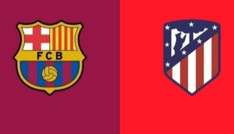 今夜西甲直播:巴塞罗那vs马德里竞技,床单