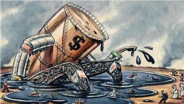中国石油入口飙涨,沙特打价格战