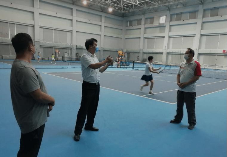 北京室内体育健身场馆开展疫情防控专项检查