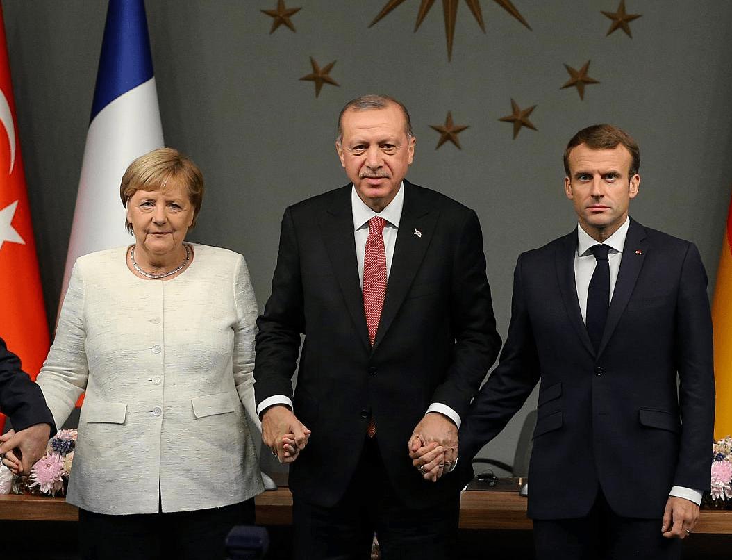 """北约内讧,法国被当成了第一个""""软柿子"""",战舰被土耳其三次锁定_法国新闻_法国中文网"""
