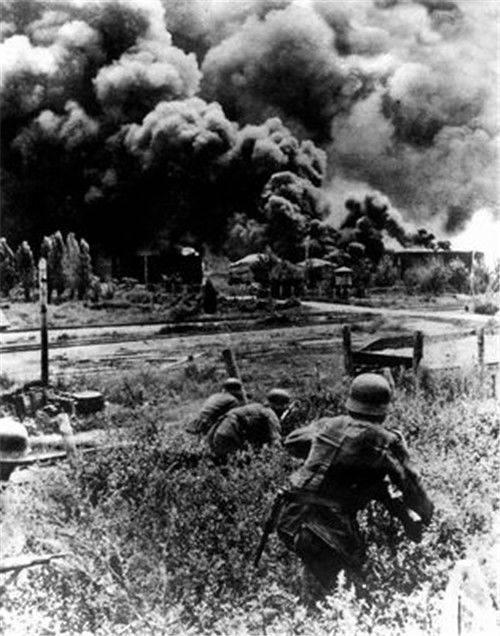 如果希特勒不入侵苏联,而是继续攻打英国,结局会发生变化么?_德国新闻_德国中文网