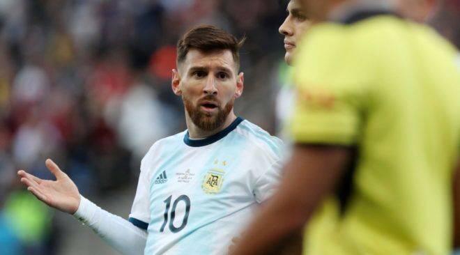 前国脚:梅西如果为西班牙效力 他早就拿