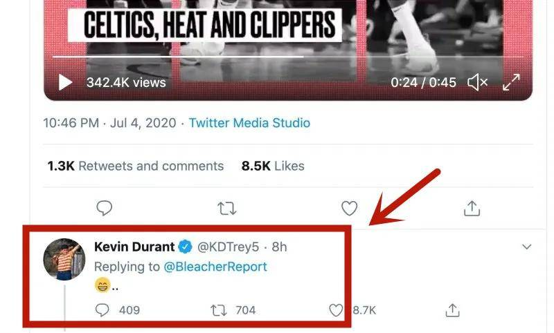 原创             嘴强王者!杜兰特又跟球迷对喷了!活该他成不了NBA第一人