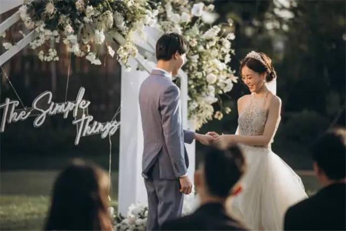 想要你的婚礼C位出道,这3个大点务必知晓!