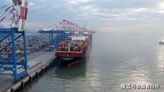 厦门港实现反向增长,6月份集装箱吞吐量