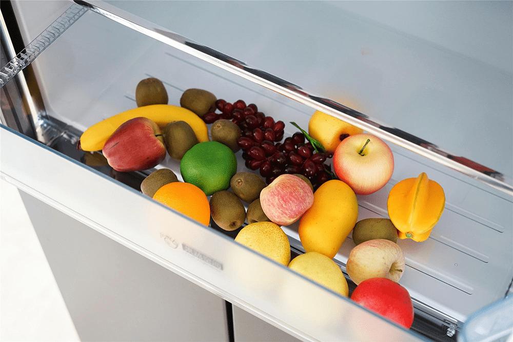 """保鲜▲美的541升冰箱体验:为什么我说冰箱""""越大越好""""?,"""