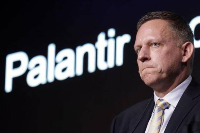 美国大数据公司Palantir秘密递交IPO申请:估值260亿美元