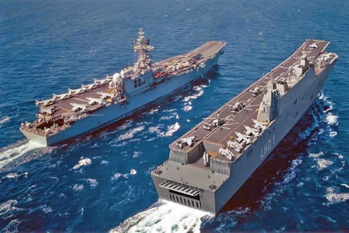 近年来越来越嚣张的澳大利亚, 海军到底有多少家底