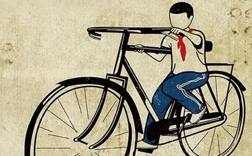 回不去的故乡之:单车