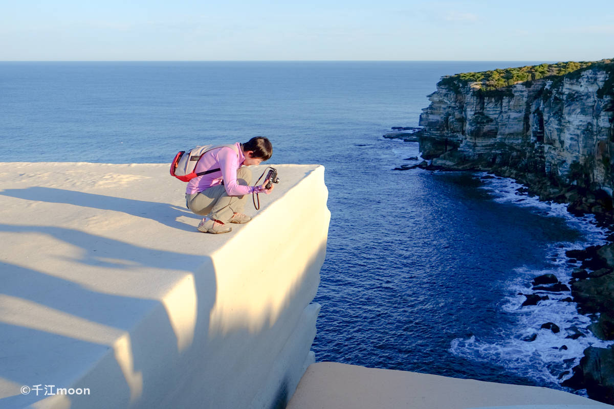 即将消失的悉尼网红景点-婚礼蛋糕石