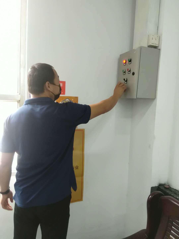 消防设施维修公司人员维修中设备常见问