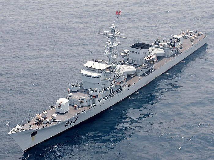 """最懒的海军!80年代引进中国军舰,却从来不维修死等""""中国工人"""""""
