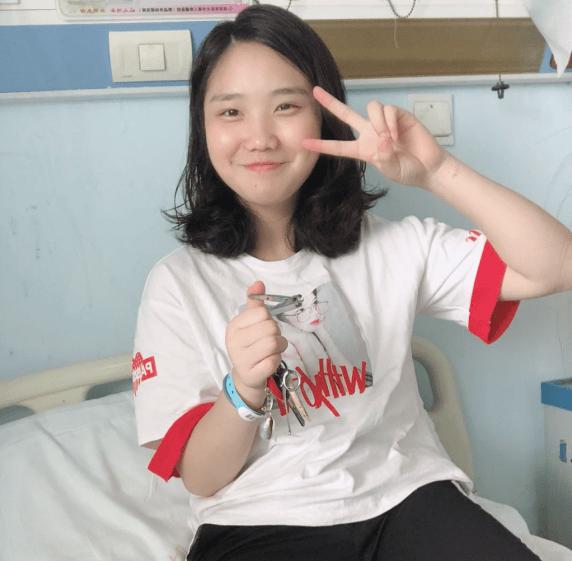 18岁重庆脑瘤女孩圆梦高考,今天将进行第四次开颅手术