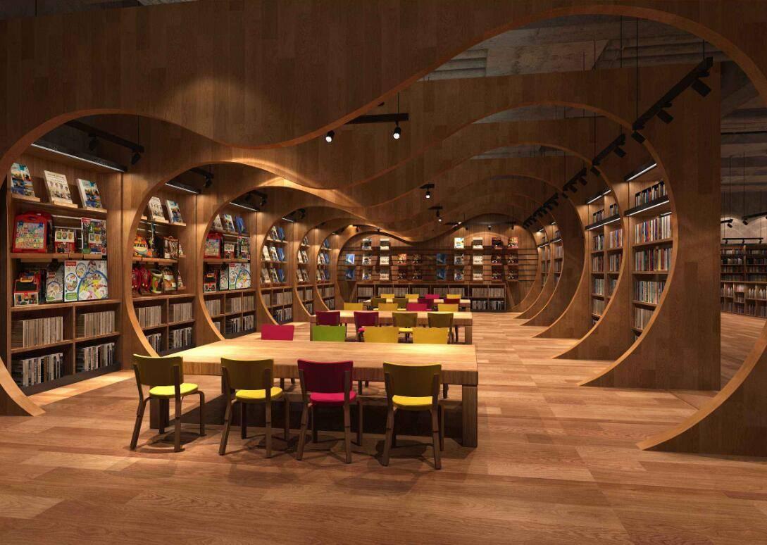 AG体育:新实体书店照明设计策略