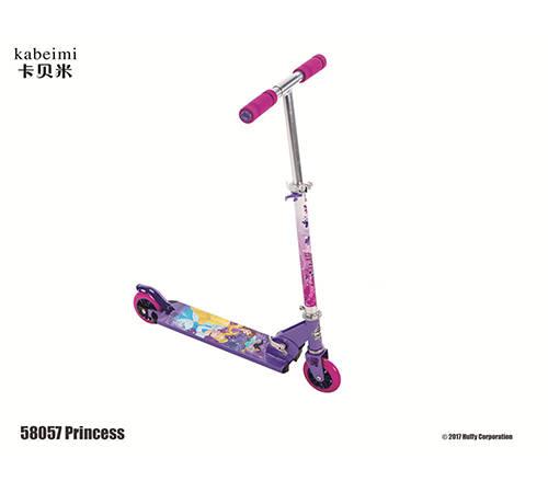 卡贝米滑板车丨多功效儿童滑板车将成蓝