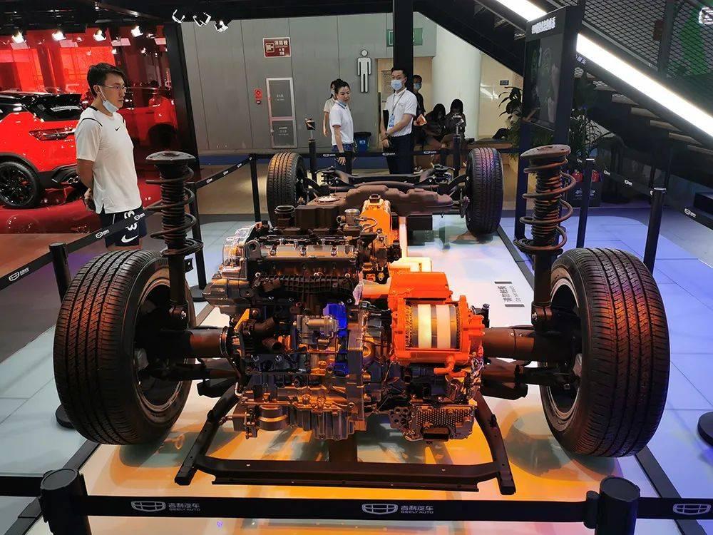 终极母体_CMA超级母体,对汽车制造业的意义有多大?_架构