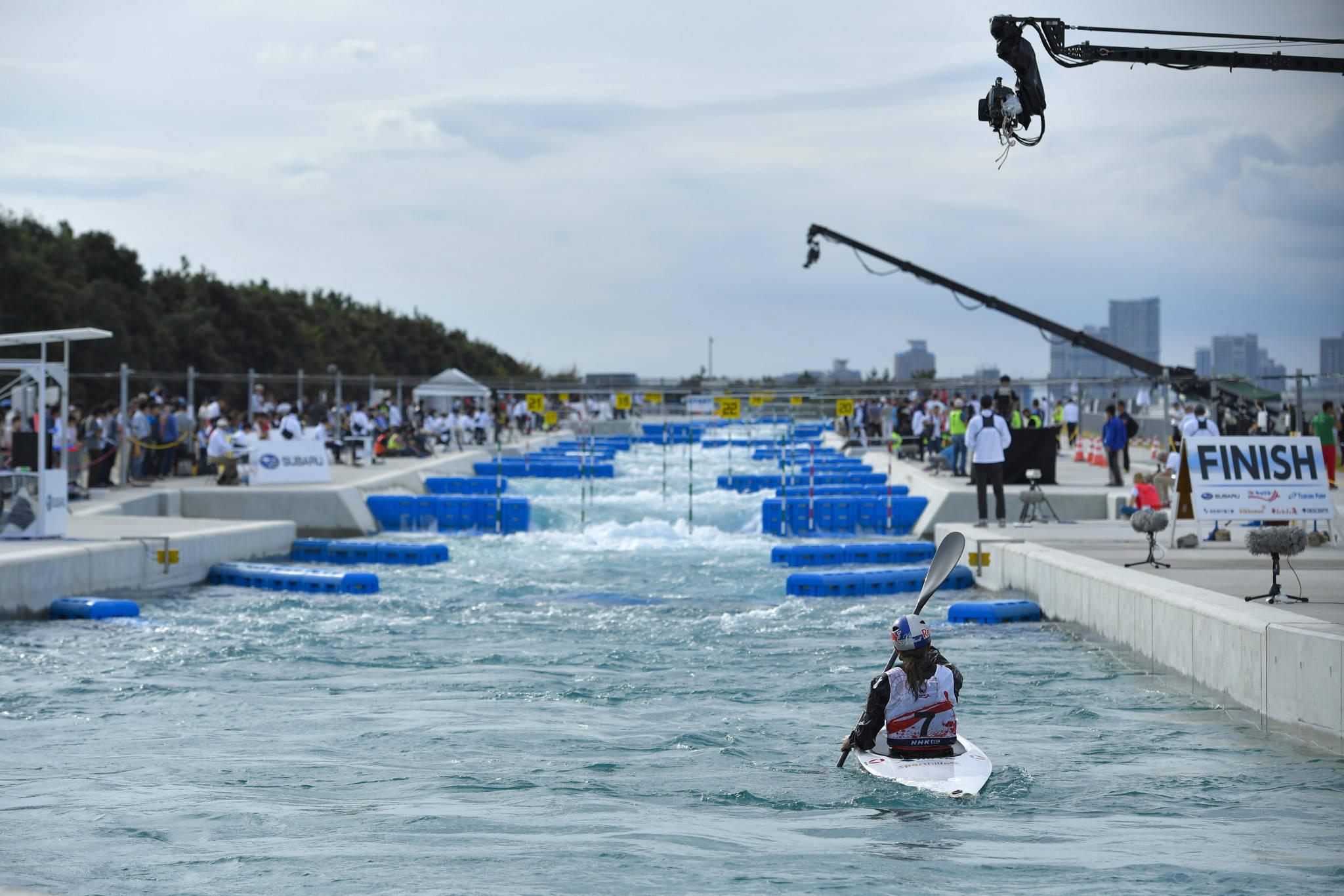 两座东京奥运会比赛场馆开放 运动员可进行训练