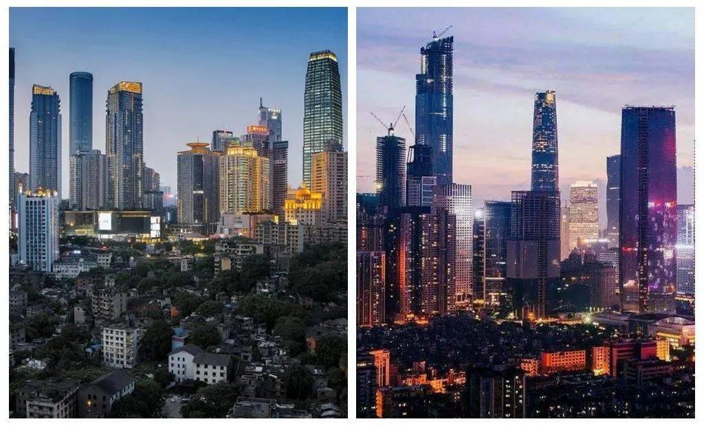 中国gdp变化_重庆经济超过广州,上半年GDP变化,南通成功跻身我国20强