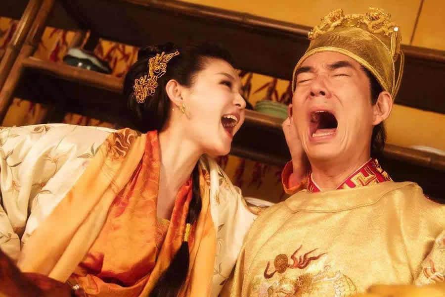 先秦的刺客、唐朝的宰相、明朝的猛将,怕老婆能到什么地步?
