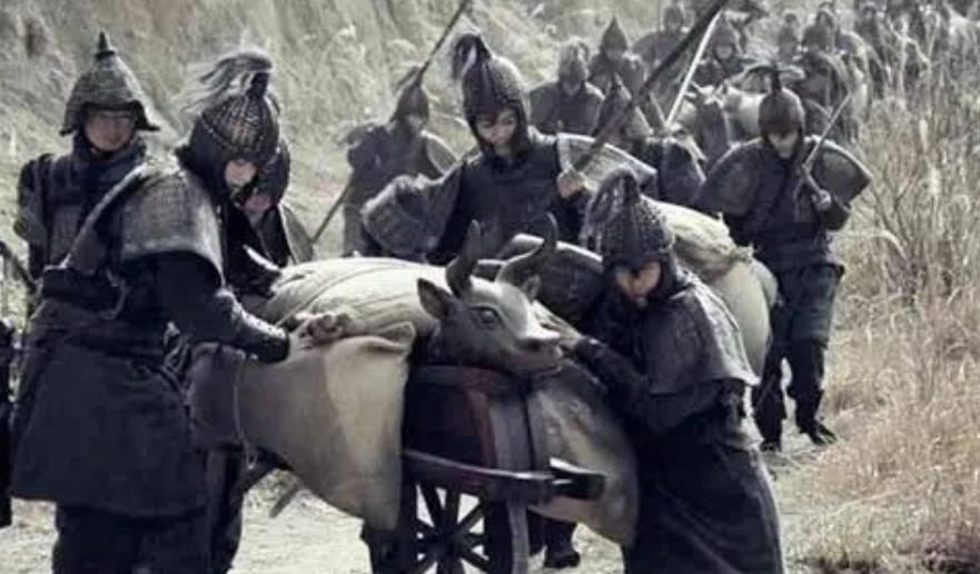 诸葛亮发明了一件神器,专为战争打造,死前却全部销毁不留给后人