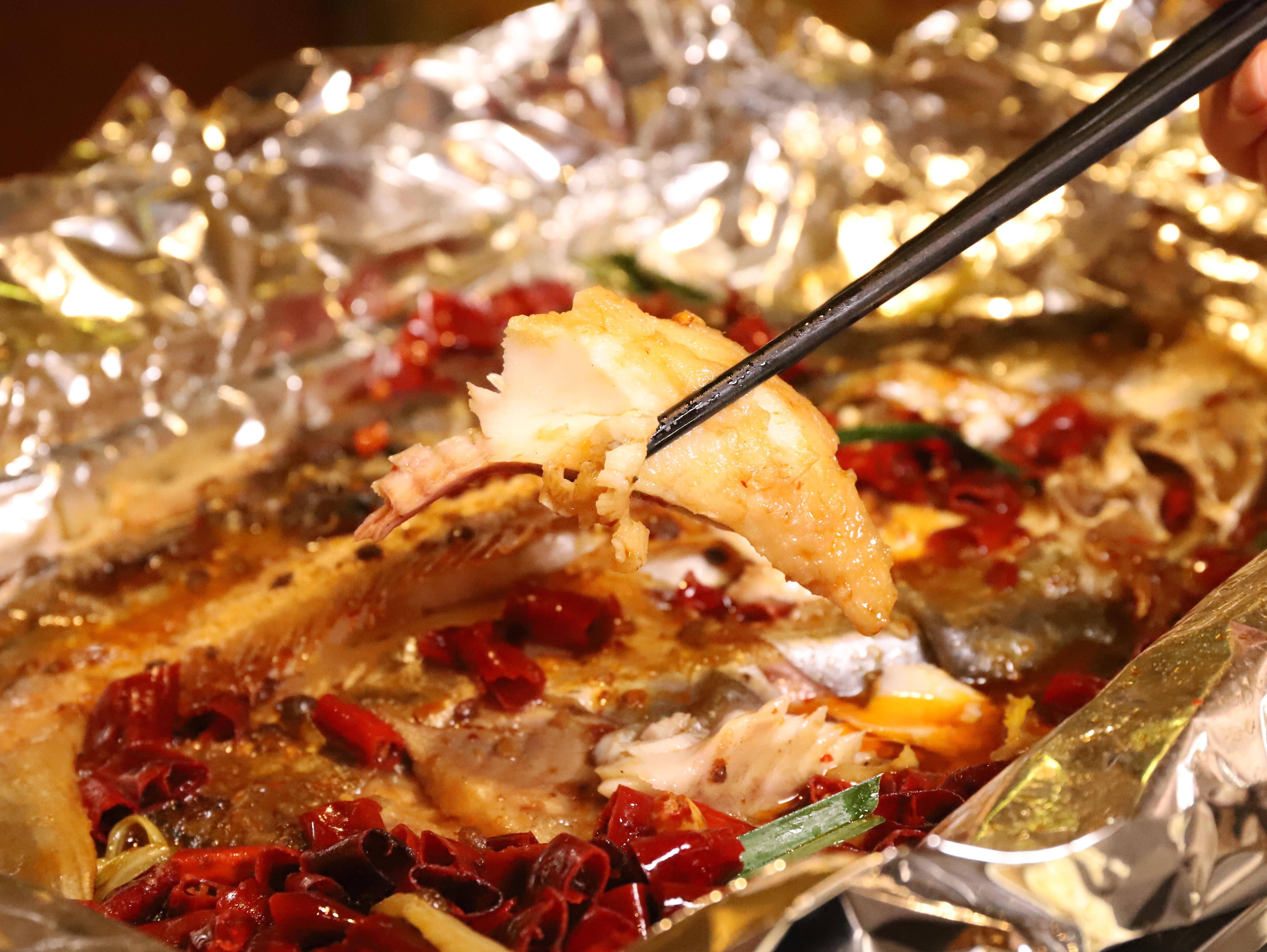 莆田吃鱼好去处,鱼肉十分细嫩,味道鲜香,让人回味无穷!