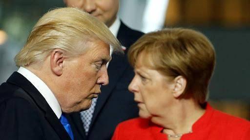 从德国撤军:美国真会这么做吗?还是特朗普又在虚张声势?_德国新闻_德国中文网