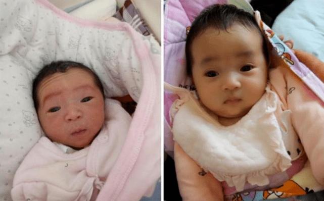 原创刚出生的宝宝有多丑?姜潮第一次见儿子嫌他丑,医生却说是高颜值