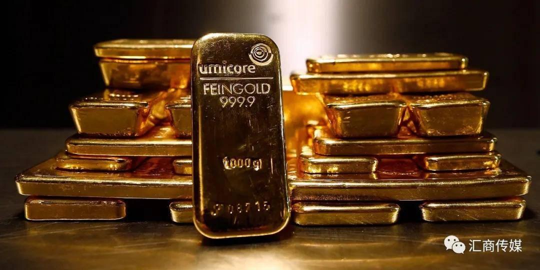 瑞士224年历史银行:我们卖出了一半黄金持仓头寸