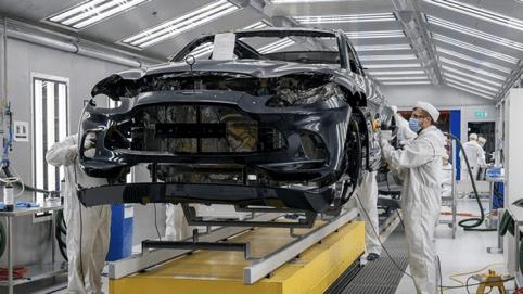 英国上半年汽车产量大减42.8%,各家车企裁员不断