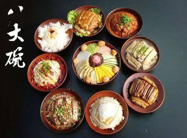 说说天津卫——天津菜的四大扒和八大碗