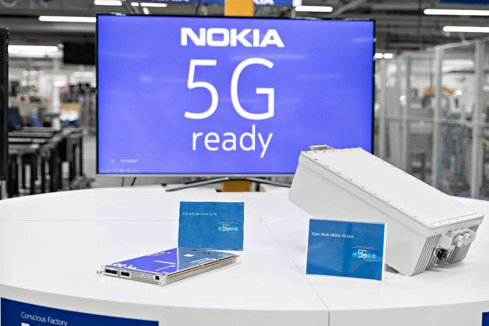 诺基亚探索5G新方案,自动化运营模式上线,网络切片达分钟级