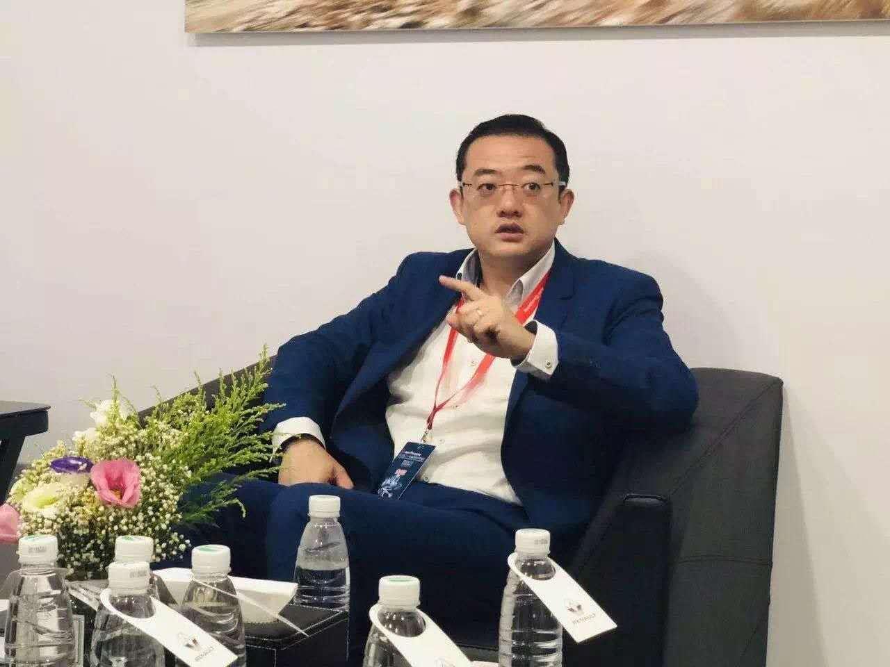 陈晓波升任长安福特销售副总裁 内部人士:正常人事变动和人才培养