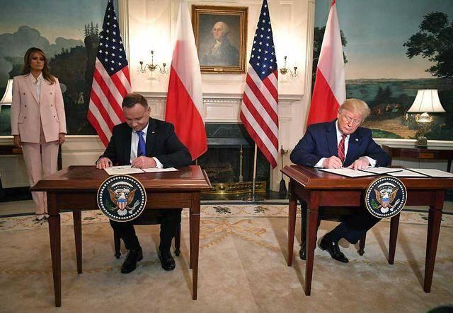 四次被瓜分两次灭国,波兰为寻求美国永久驻军,已做好被宰的准备
