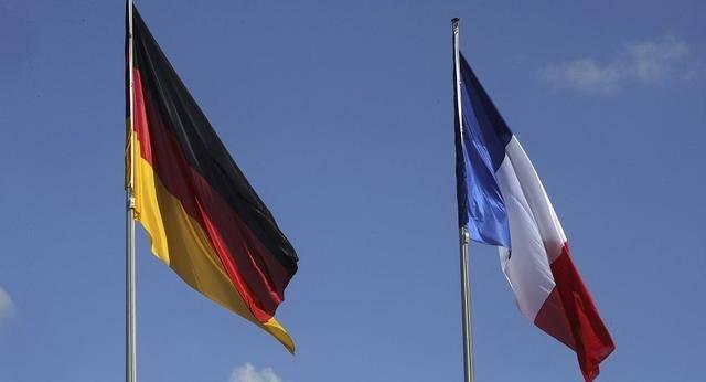 西方不是铁板一块的!法德国家一拍即合