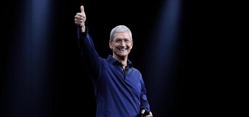 苹果官宣新iPhone 延迟发布!上季超预期狂卖597亿美元,自研Mac芯敲定年底