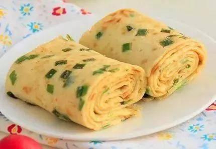 生活小常识:一次学会7种做法简单的早餐饼,拌好面糊就可以烙!
