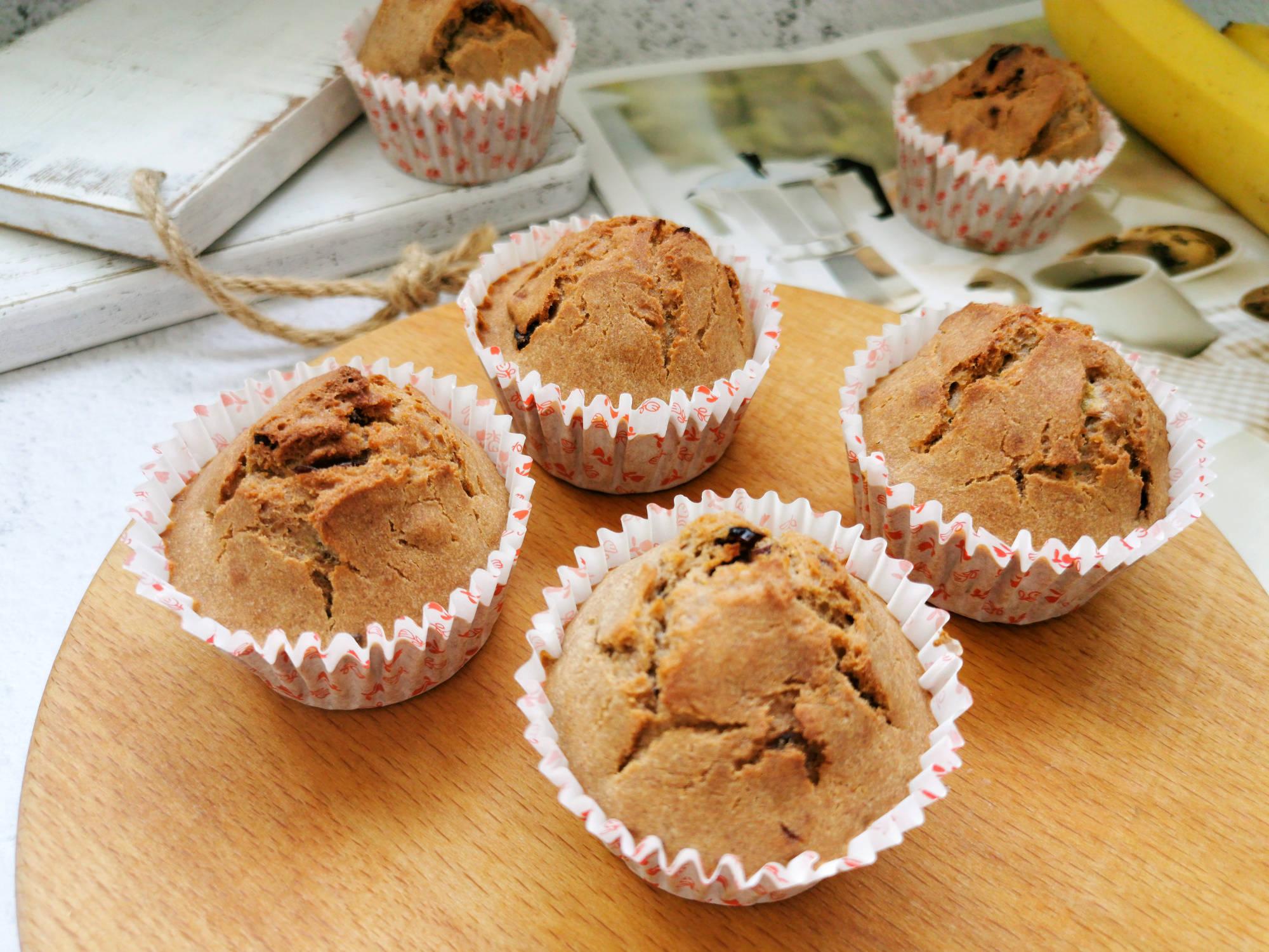 最简单的蛋糕配方,无糖无油,搅一搅拌一拌,低脂饱腹零负担