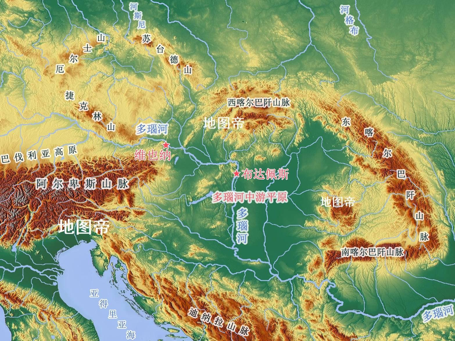 奥匈帝国为何存在51年就消亡了?