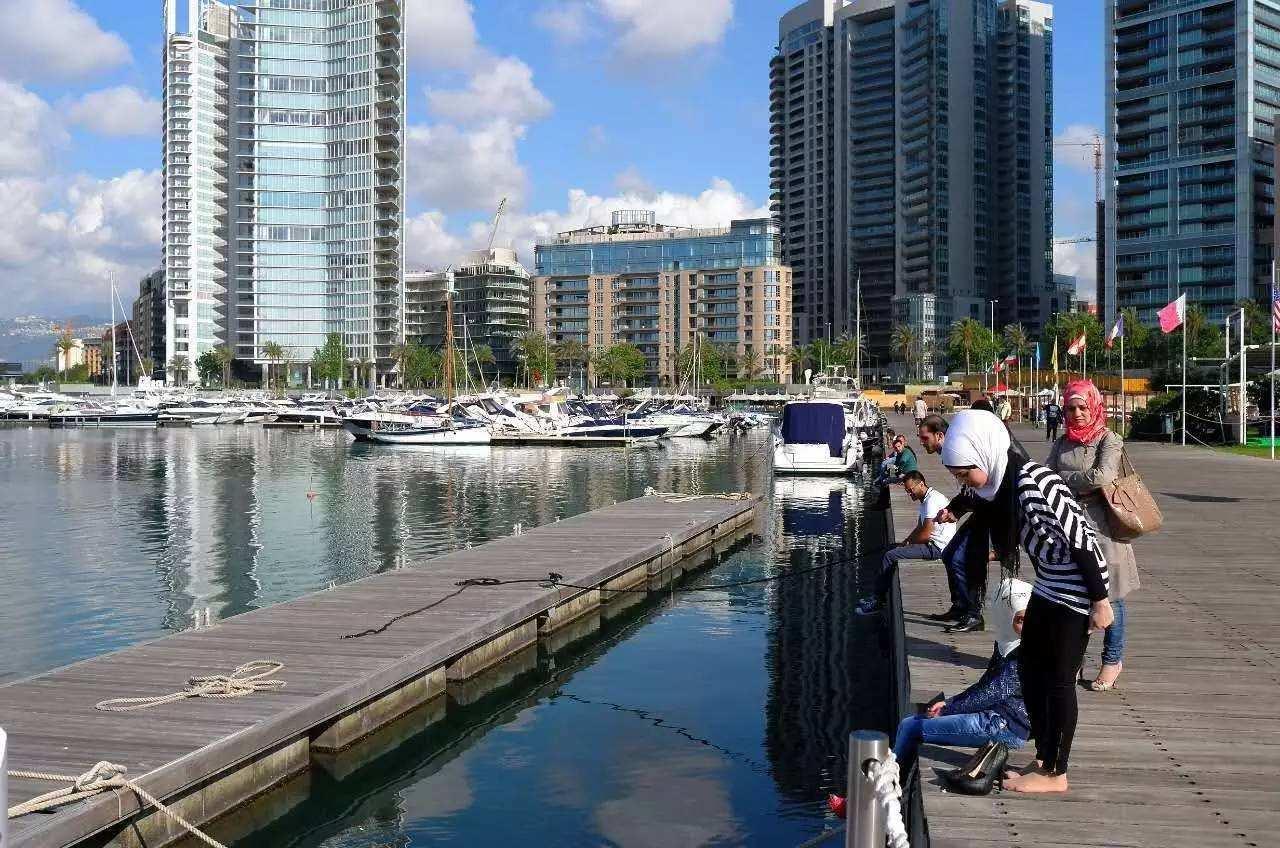 今日新鲜事:黎巴嫩首都贝鲁特,是一座什么样的城市?-第2张图片