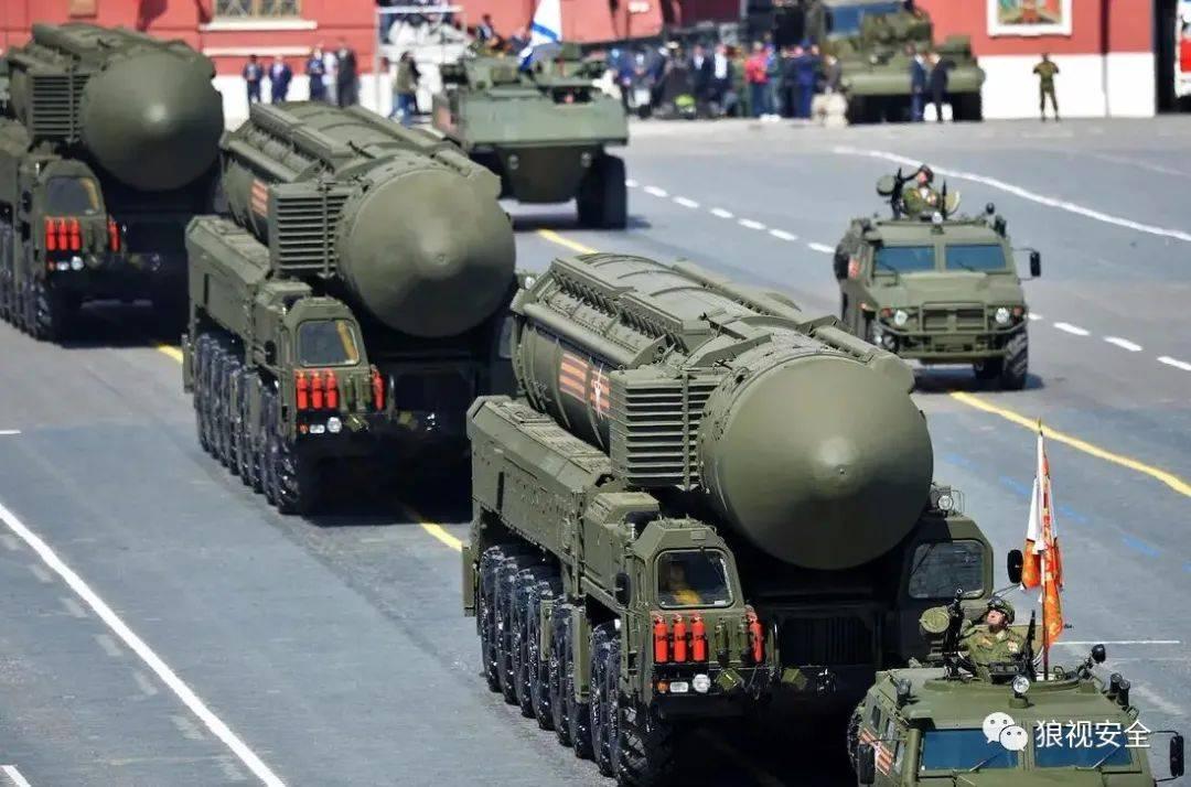 新式装备亮相,俄军加速推进军事装备现代化进程