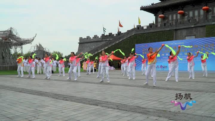 全民健身日,扬州发放体育大礼包!