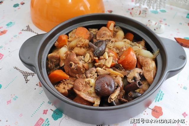 啤酒香菇炖鸡的家常做法,滋味浓郁超下饭,全家都很喜欢的哟