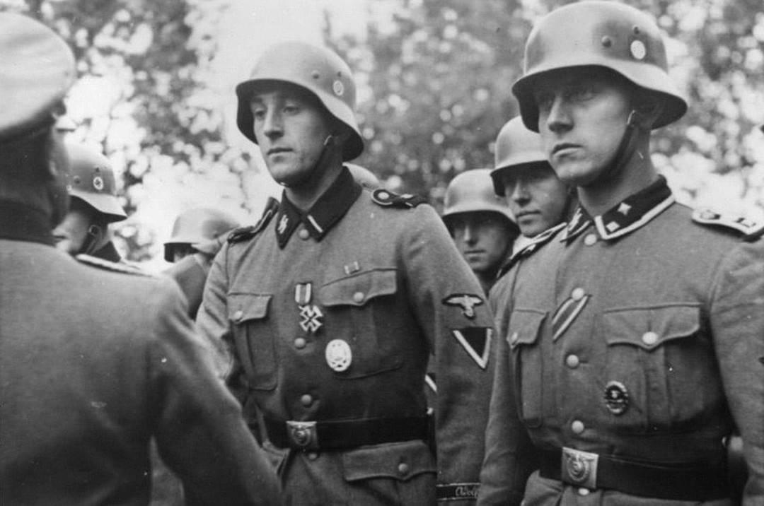 二战德军一个师到底有多少人? 防守柏林用了50个师是什么概念?_德国新闻_德国中文网