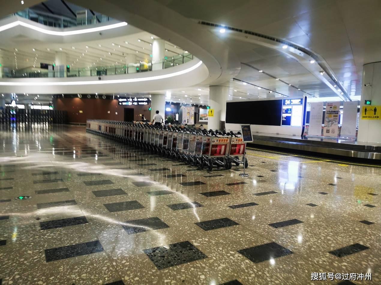 北京大兴机场的尴尬:有国际化大机场风范,但实际体验不很方便