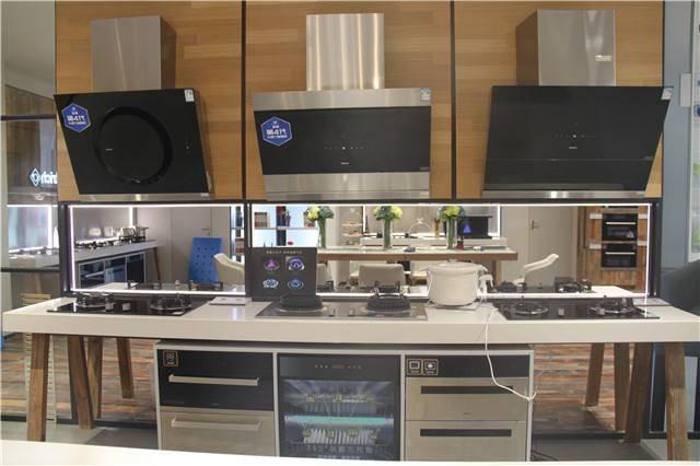 上半年厨电市场喜忧参半,智能厨电乘风