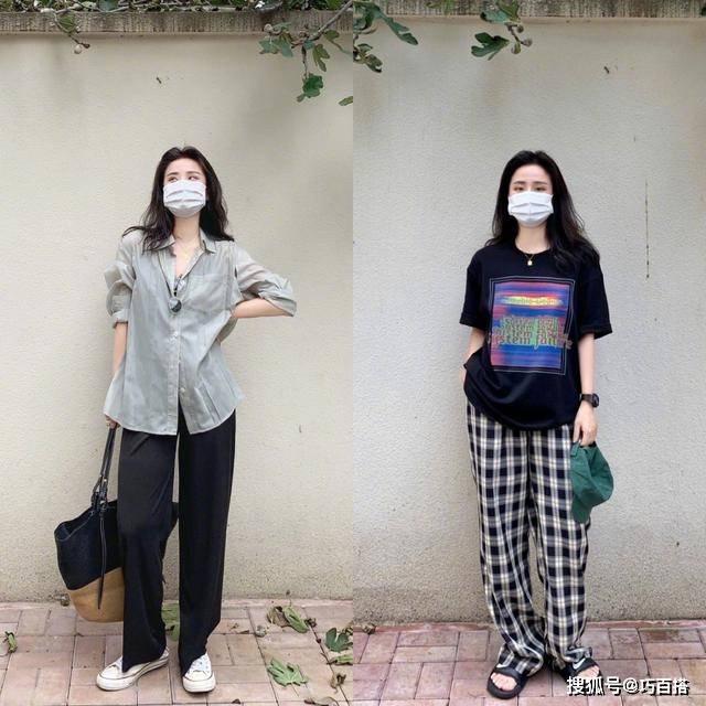 超实用的裤装搭配,穿出简约不平凡的气质,是不做作的时尚魅力