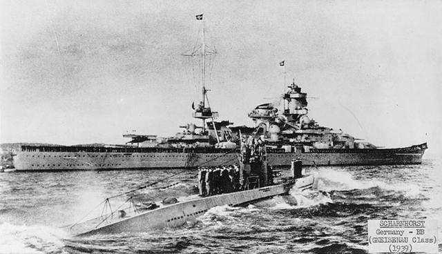 厚重装甲,为何挡不住德国潜艇?皇家橡树号死伤惨重有四个原因_德国新闻_德国中文网